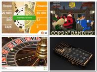 Ігрові апарати на рублі (вплоть столетия) карточные. Фото 3